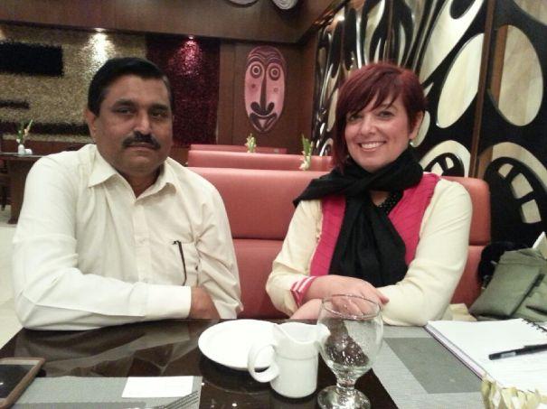 FLOW International - Australia and So Safe Technologies Pakistan